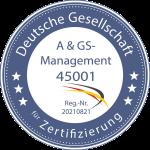 Lunovu GmbH ISO 45001