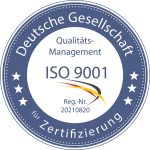 Lunovu GmbH ISO 9001
