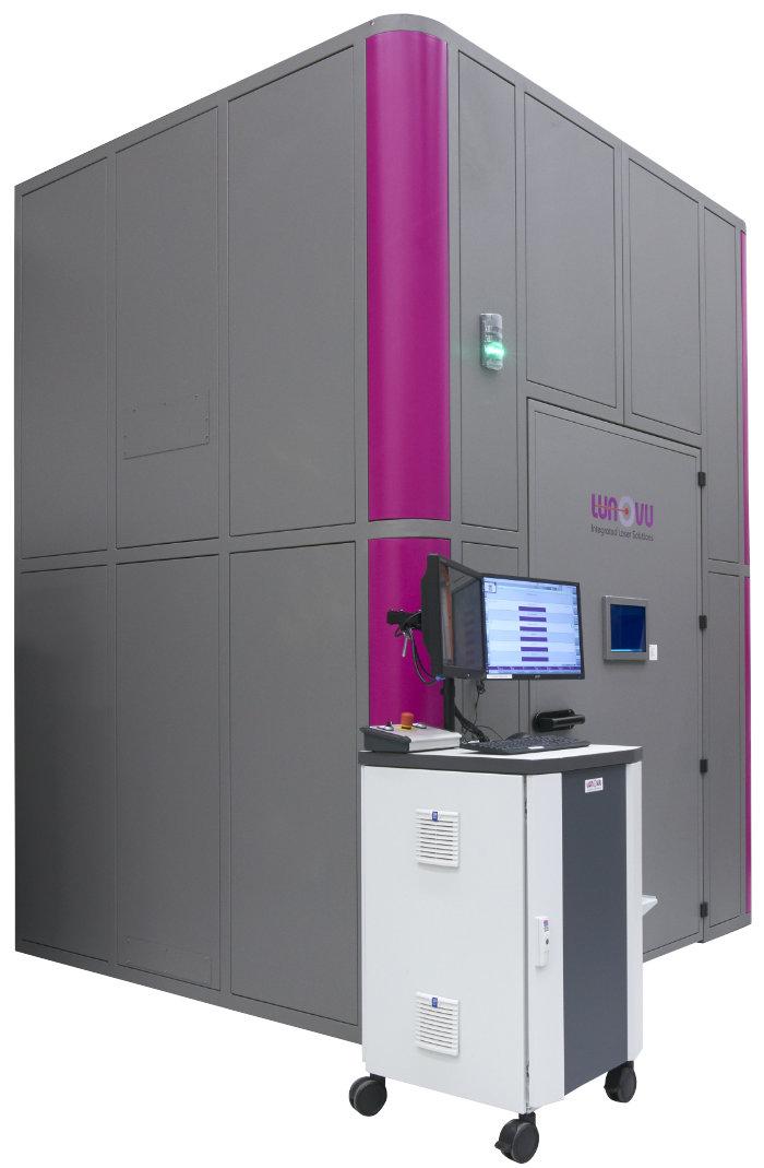 pLMD Produktionssysteme von Lunovu